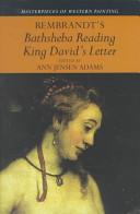 Rembrandt s  Bathsheba Reading King David s Letter