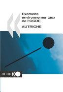 Pdf Examens environnementaux de l'OCDE : Autriche 2003 Telecharger