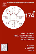 Zeolites and Related Materials  Trends Targets and Challenges SET