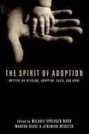 The Spirit of Adoption Pdf/ePub eBook