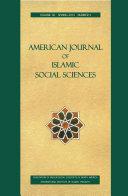 American Journal of Islamic Social Sciences 30:2