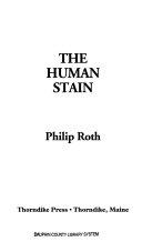 The Human Stain Pdf/ePub eBook