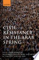 Civil Resistance in the Arab Spring