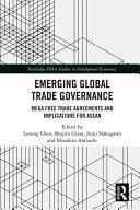 Emerging Global Trade Governance