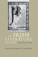 An Irish Literature Reader