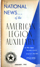 National News of the American Legion Auxiliary