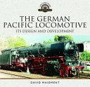 German Pacific Locomotive