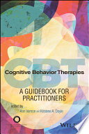 Cognitive Behavior Therapies
