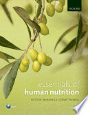 Image of book cover for Essentials of human nutrition