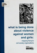 What Is Being Done About Violence Against Women And Girls