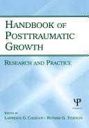 Pdf Handbook of Posttraumatic Growth Telecharger