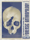 Introduction to Forensic Anthropology Book