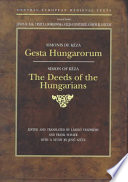 Deeds of the Hungarians