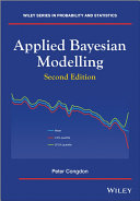 Cover of Applied Bayesian Modelling