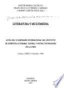 Literatura y multimedia