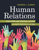 Human Relations For Career And Personal Success Book