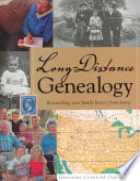 Long-distance Genealogy