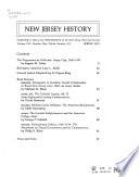 New Jersey History