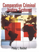 Comparative Criminal Justice Systems Book PDF