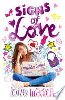Signs Of Love Love Match Book PDF