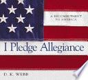 I Pledge Allegiance Book
