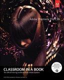 Pdf Adobe Premiere Pro CS6 Classroom in a Book