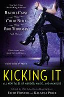 Kicking It Book