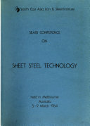 SEAISI Conference on Sheet Steel Technology