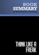 Summary: Think Like a Freak