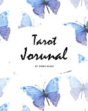 Tarot Journal  8x10 Softcover Journal   Log Book   Planner