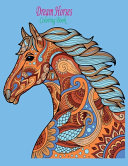 Dream Horses Coloring Book