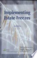 Implementing Estate Freezes