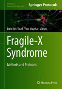 Fragile X Syndrome Book