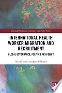 International Health Worker Migration And Recruitment