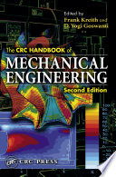The CRC Handbook of Mechanical Engineering, Second Edition