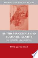 British Periodicals and Romantic Identity