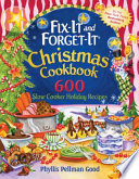 Fix-It and Forget-It Christmas Cookbook