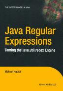 Java Regular Expressions