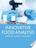 Innovative Food Analysis