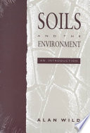 Soils and the Environment