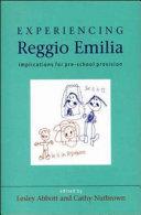 Experiencing Reggio Emilia