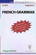 French Grammar   Beginner s