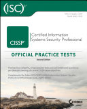 ISC 2 CISSP Certified Information Systems Security Professional Official Practice Tests