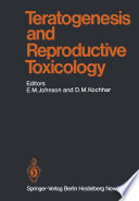 Teratogenesis and Reproductive Toxicology