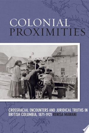 Free Download Colonial Proximities PDF - Writers Club
