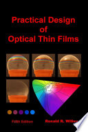 Practical Design Of Optical Thin Films Fifth Edition Book PDF