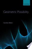 Geometric Possibility