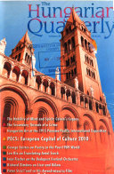 The Hungarian Quarterly