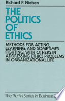 The Politics of Ethics