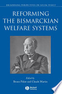 Reforming The Bismarckian Welfare Systems Book PDF